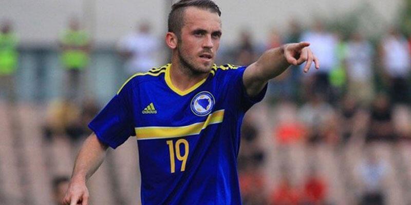 Bosna Hersek, Edin Visca ile kazandı