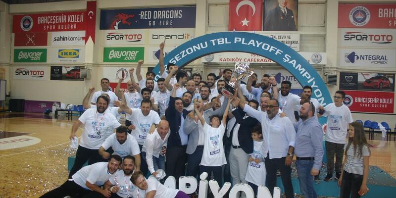 Afyon'da çifte sevinç: Afyon Belediyespor Basketbol Süper Ligi'nde