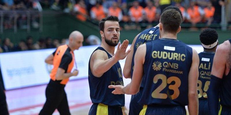 Fenerbahçe 3-0 yaptı ve finale yükseldi