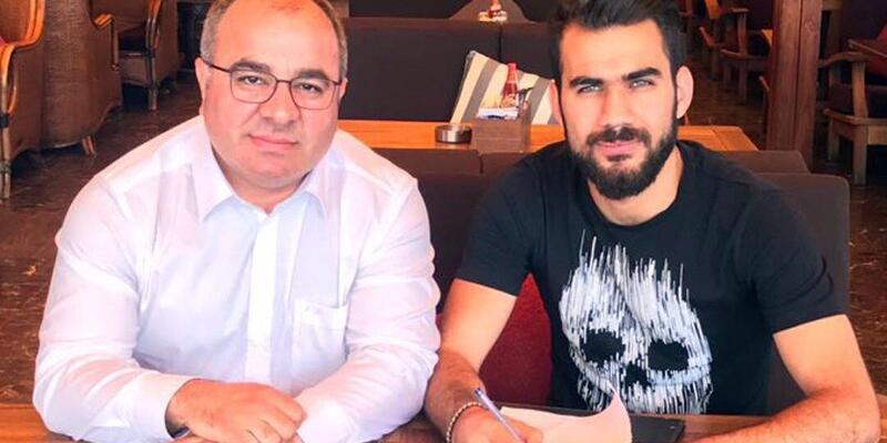 Eskişehirspor'la sözleşme yeniledi
