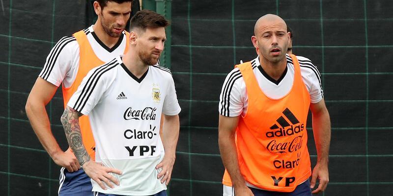 Filistinliler Arjantin'den Kudus'teki maça çıkmamasını istedi