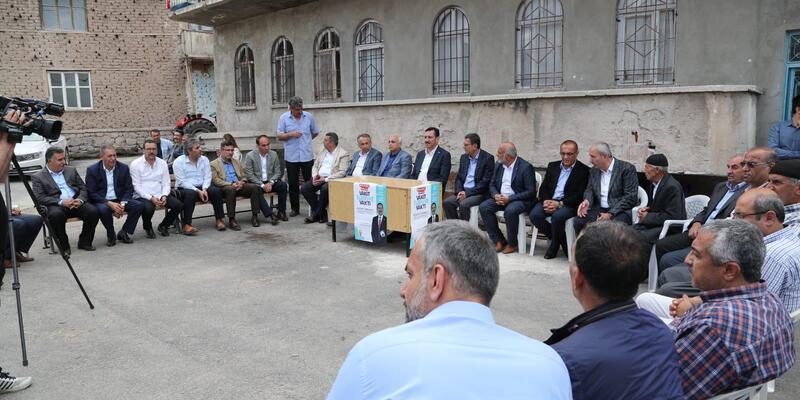 Bakan Tüfenkci: Türkiye'nin istikbalini ve istiklalini her şeyin üstünde tutuyoruz (2)