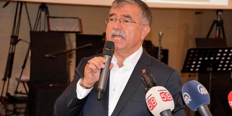 Bakan Yılmaz: Bu seçim Türkiye'nin bekası açısından önemli (2)