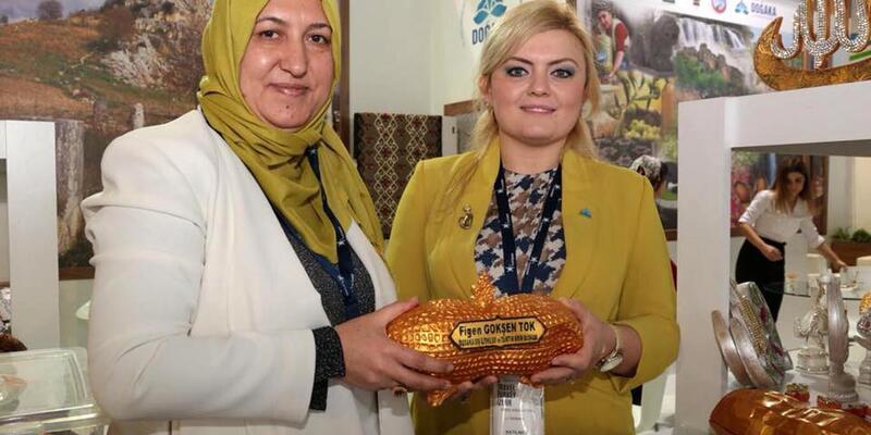 Osmaniye yerfıstığı ve turp maketlerine patent