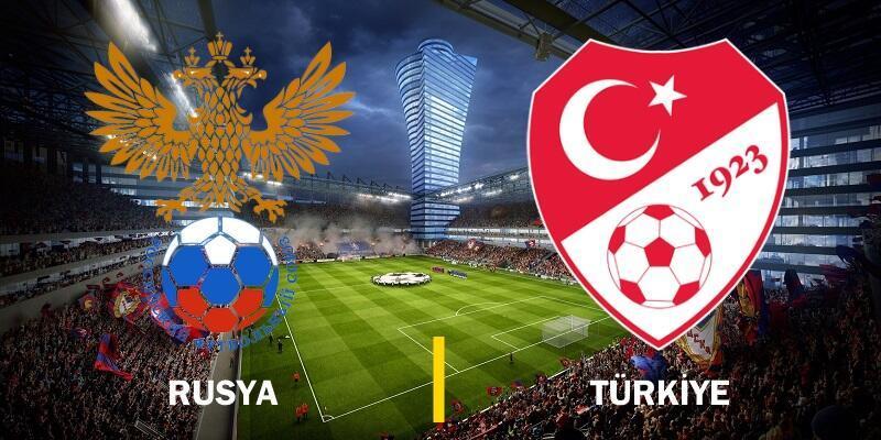 Canlı: Rusya-Türkiye maçı izle | Milli maç hangi kanalda, ne zaman?
