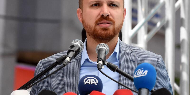 Bilal Erdoğan, TÜGVA Sivas Temsilciliği'ni açtı