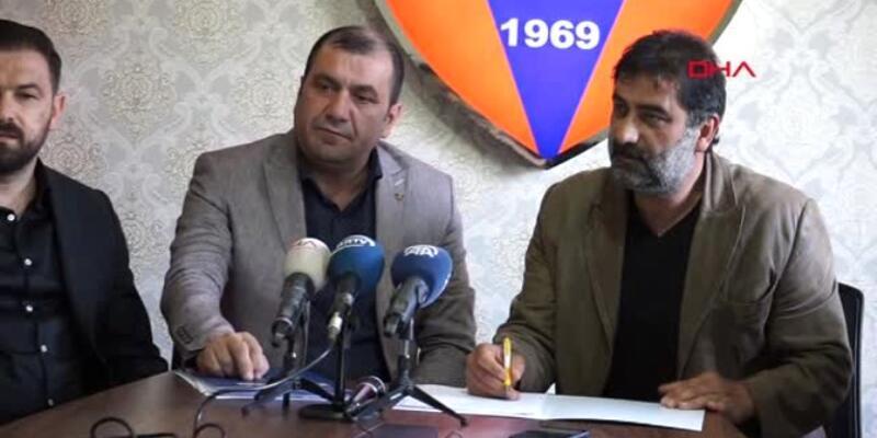 Karabükspor'dan Ünal Karaman açıklaması