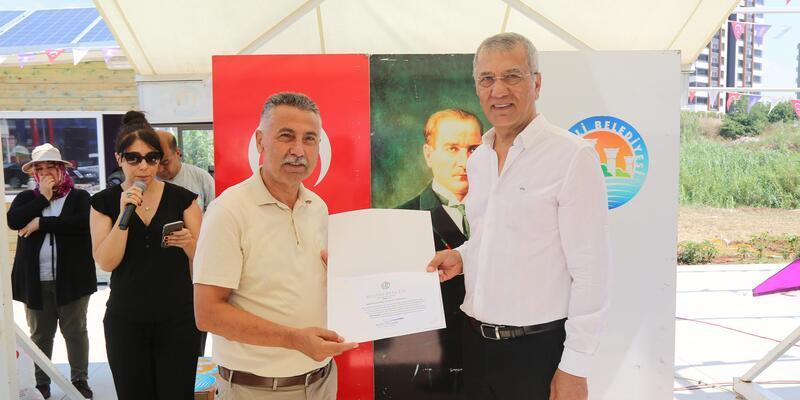 Mezitli'de çevreci okullar belirlendi