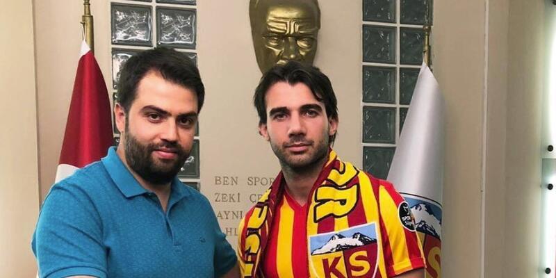 Sakıb Aytaç yeni takımına imzayı attı