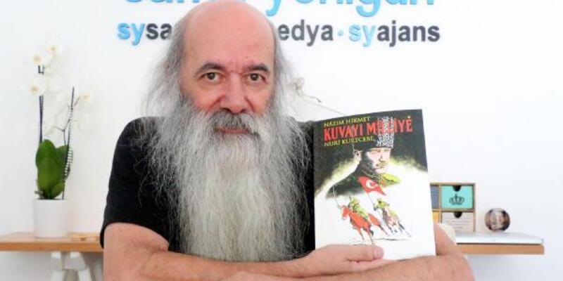 Karikatürist Nuri Kurtcebe, denetimli serbestlikle tahliye edildi