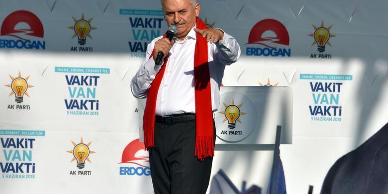 Başbakan Yıldırım: Benim de geçmişim Kürt (2)