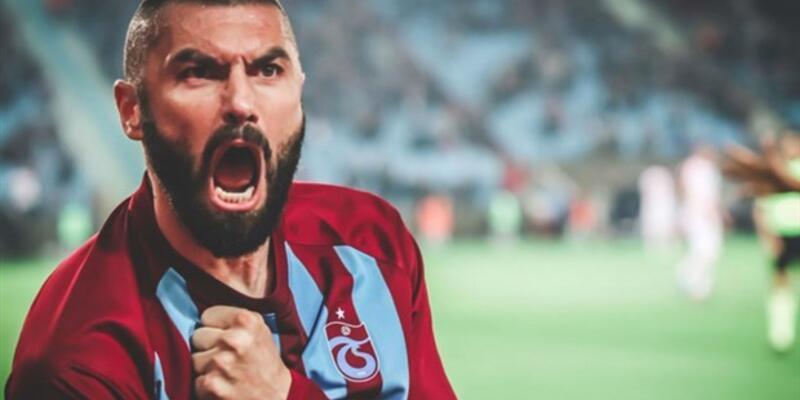 Trabzonspor'da Burak Yılmaz Avrupa'ya transfer oluyor
