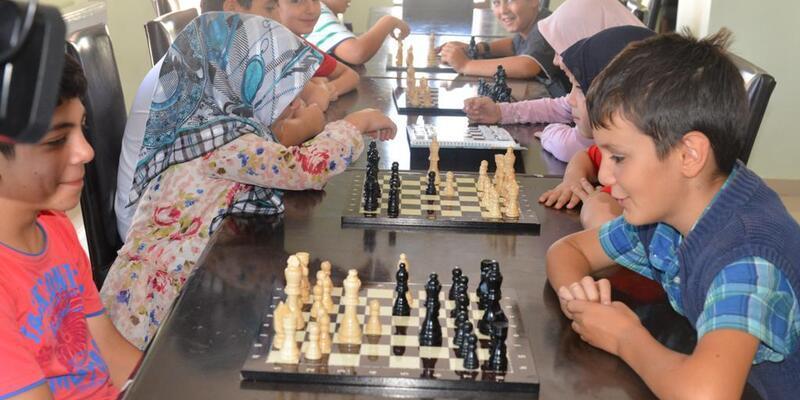Melikgazi'de yaz okulu kursları devam ediyor