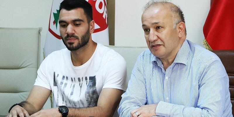 Boluspor Mustafa Durak'la yeniden anlaştı