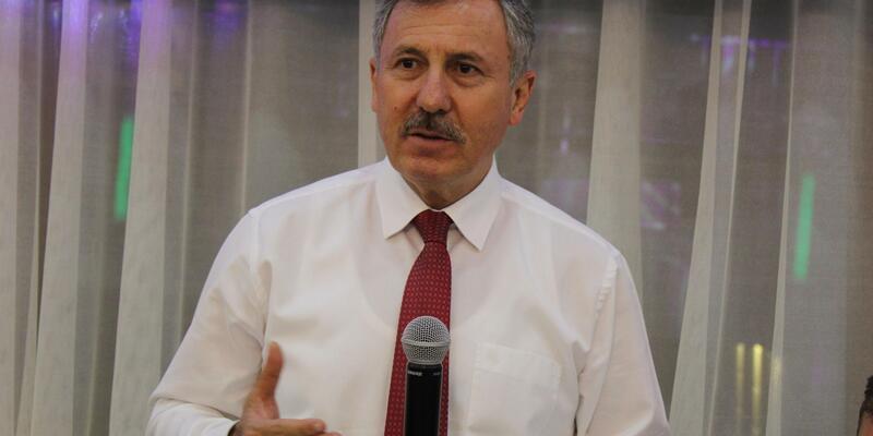 AK Partili Özdağ'dan adaylık sitemi