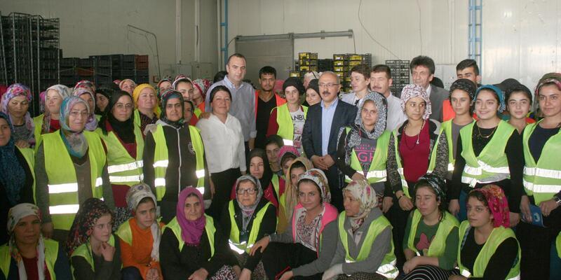 Bakan Elvan, Türkiye'nin ilk Genç Girişimci Merkezi'ni açtı (2)