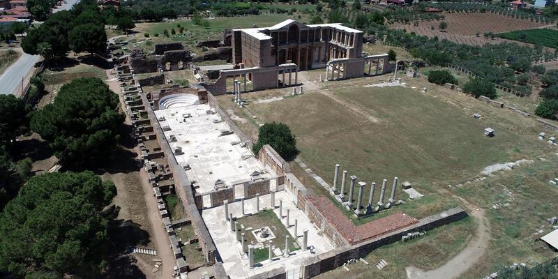 Yahudilerin tarihteki 3'üncü sinagogu, ihtişamını koruyor