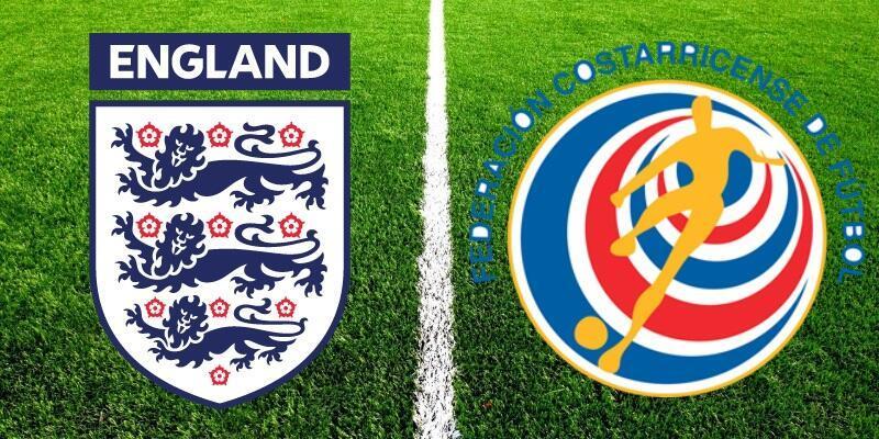 Canlı: İngiltere-Kosta Rika maçı izle   Hazırlık maçı hangi kanalda?