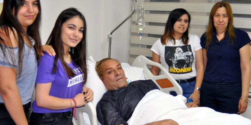 Atatürk'e benzeyen oyuncu Göksal Kaya, ameliyat oldu