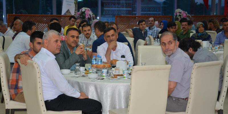 Büro Memur-Sen'den iftar buluşması