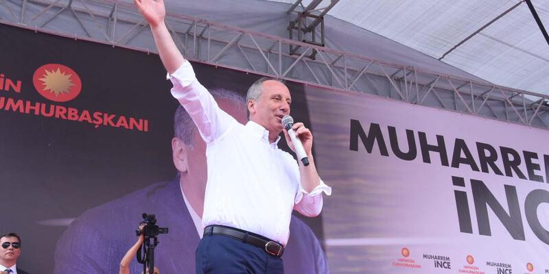 İnce: Erdoğan beni seçkinci, elitist, halktan uzak gösteriyor
