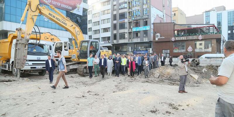 Büyükşehir Belediyesi'nden Fatsa'ya 110 milyon TL'lik yatırım