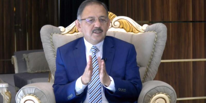 Bakan Özhaseki: Cumhur İttifakı kurulurken bakanlık konuşulmadı