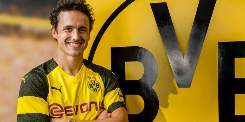 Thomas Delaney Dortmund'da