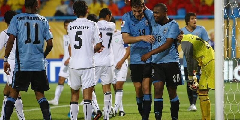 Uruguay - 2018 FIFA Dünya Kupası'nda A Grubu
