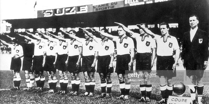 Fransa 1938 Dünya Kupası tarihi - Hitler Avusturya'yı işgal edince!