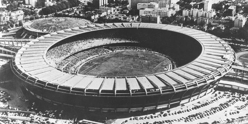 Brezilya 1950 Dünya Kupası tarihi - Hitler'in yıkımından sonra ilk kez