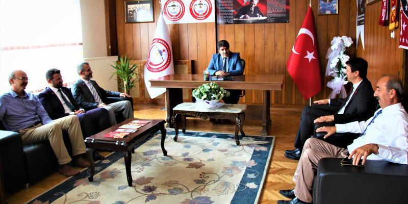 Mahmut Arıkan Sivaslıları ziyaret etti