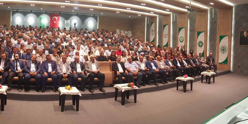 Kayseri Şeker'de Çiftçi Meclisi toplantısı