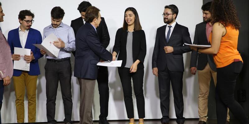AGÜ'de Endüstri Mühendisliği Proje Yarışması yapıldı