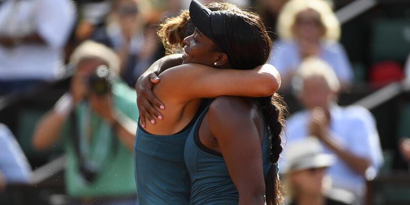 Roland Garros kadınlar finalinin adı: Halep & Stephens