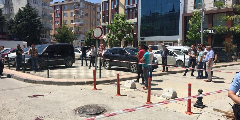 Çerkezköy'de silahlı kavga: 1 yaralı