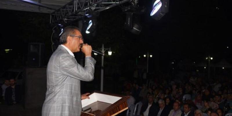 Turhal'da 'Urfa Sıra Geceleri' düzenledi