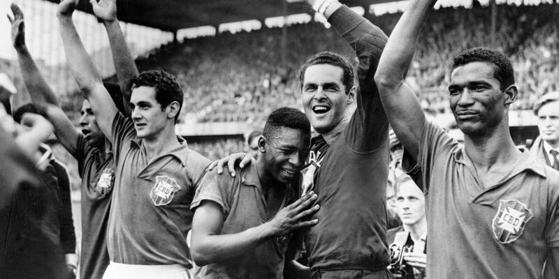 İsveç 1958 Dünya Kupası tarihi: Efsane doğuyor