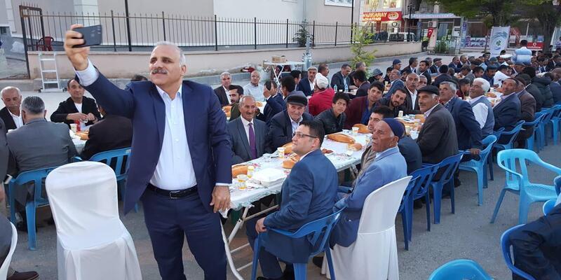 Vali Zorluoğlu, 3 bin kişinin katıldığı iftar programına katıldı