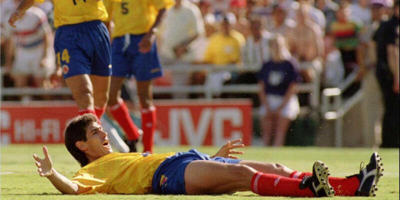 ABD 1994 Dünya Kupası: Escobar cinayeti