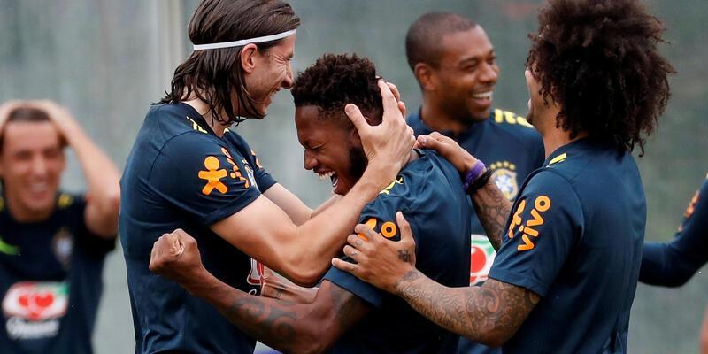 Brezilya - 2018 FIFA Dünya Kupası'nda E Grubu