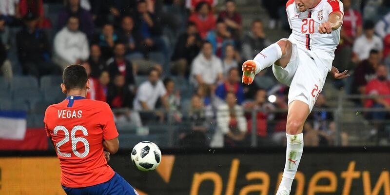 Sırbistan - 2018 FIFA Dünya Kupası'nda E Grubu