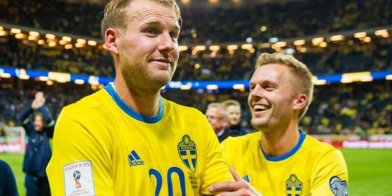 İsveç - 2018 FIFA Dünya Kupası'nda F Grubu