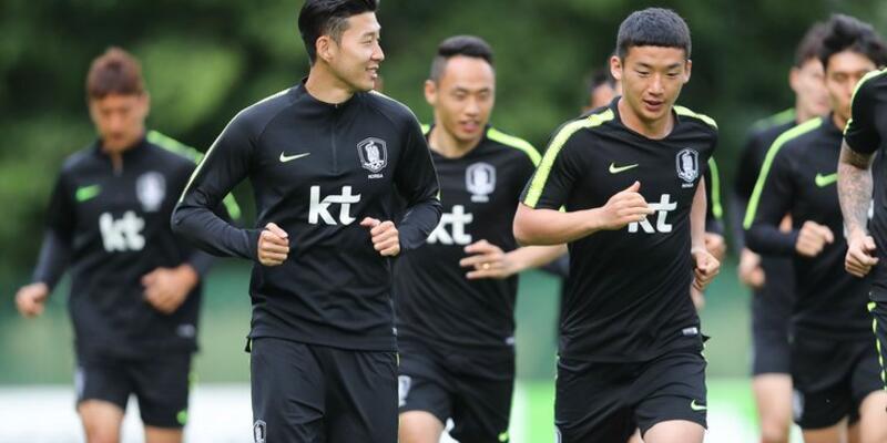 Güney Kore - 2018 FIFA Dünya Kupası'nda F Grubu