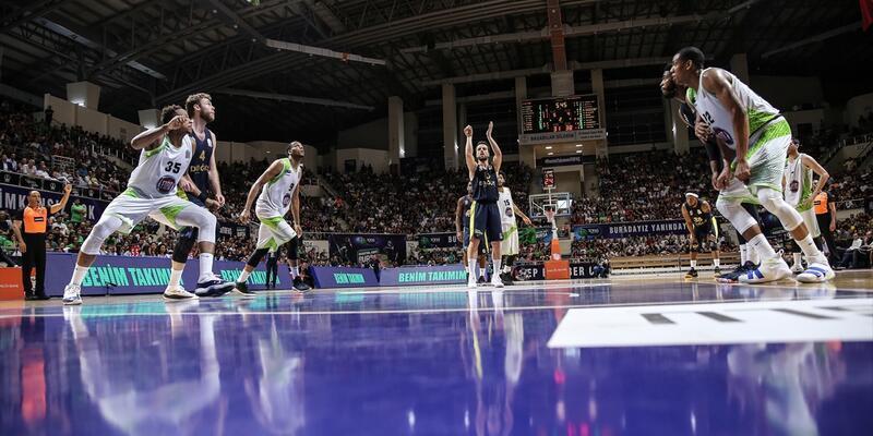 TOFAŞ, Fenerbahçe'yi devirdi