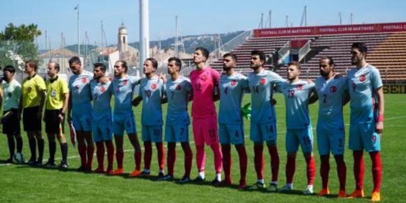Türkiye U20 penaltılarla kazanarak üçüncü oldu
