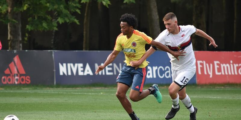 Kolombiya - 2018 FIFA Dünya Kupası'nda H Grubu