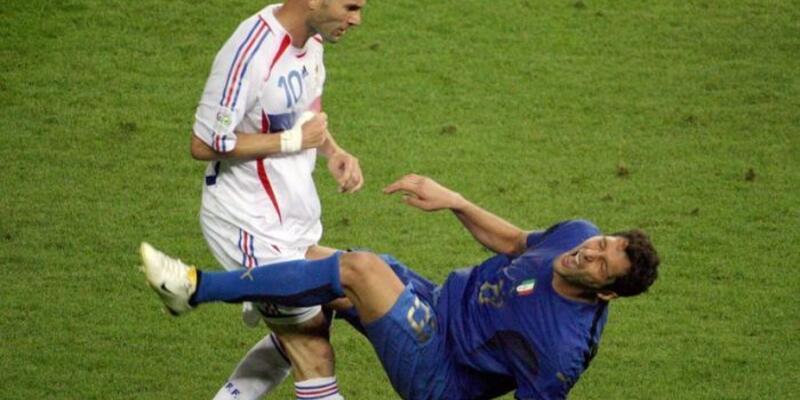 Almanya 2006 Dünya Kupası tarihi: Zidane'ın kafası