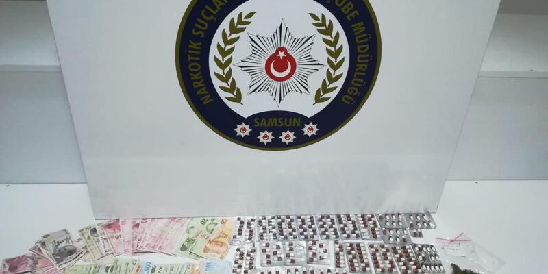 Karı- koca uyuşturucu ticaretinden tutuklandılar