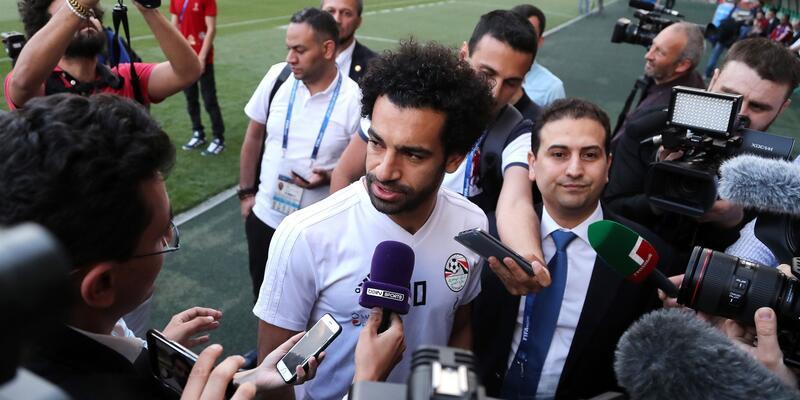 Mısır Futbol Federasyonu'ndan Salah yalanlaması